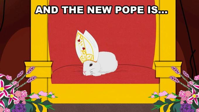Snowball The Pope
