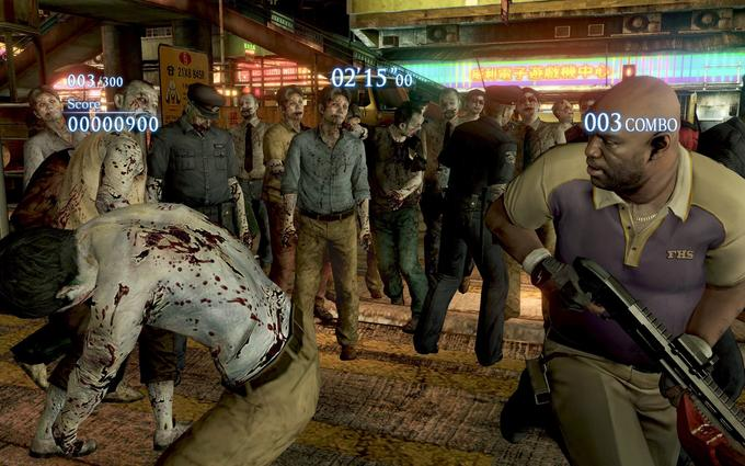 Resident Evil x Left 4 Dead Official Crossover