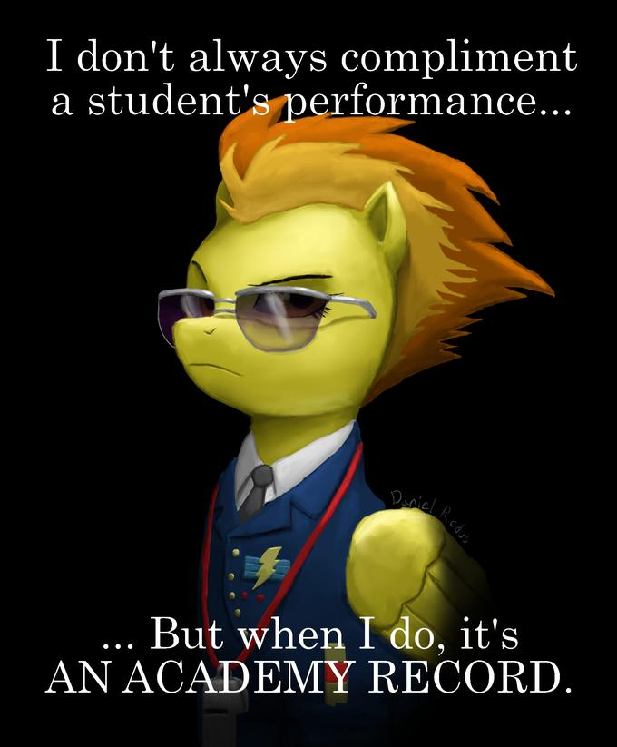 Most Interesting Pony In the World
