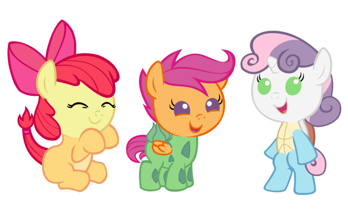 Cutie Marks - Gotta Catch 'Em All