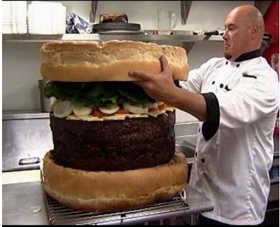 The Shaqburger