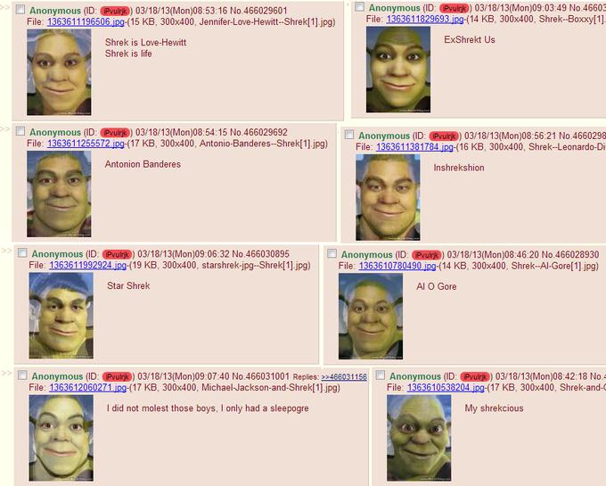 Face Morph Thread