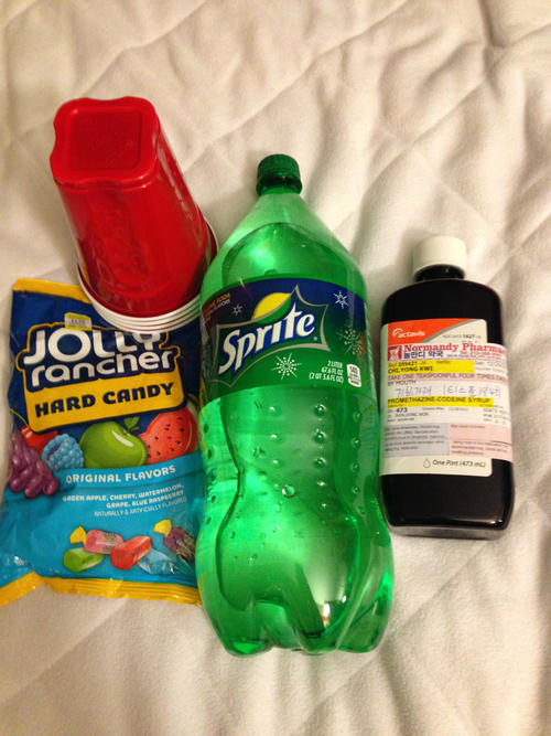lean drink how to make