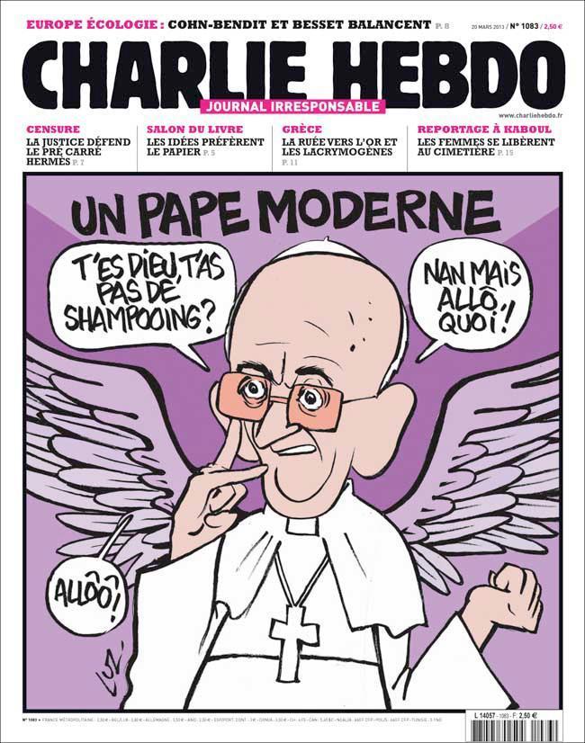 Charlie Hebdo Nabilla