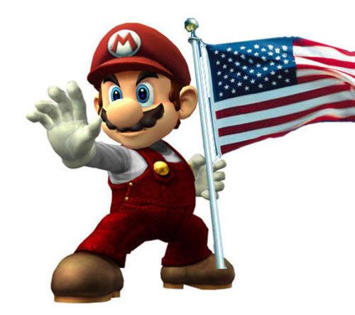 American Mario