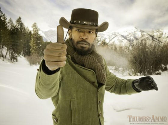 Thumbs and Ammo - Django