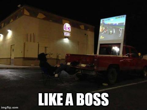 Mario Kart Like a Boss