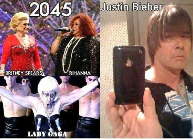 Celebrities 2045