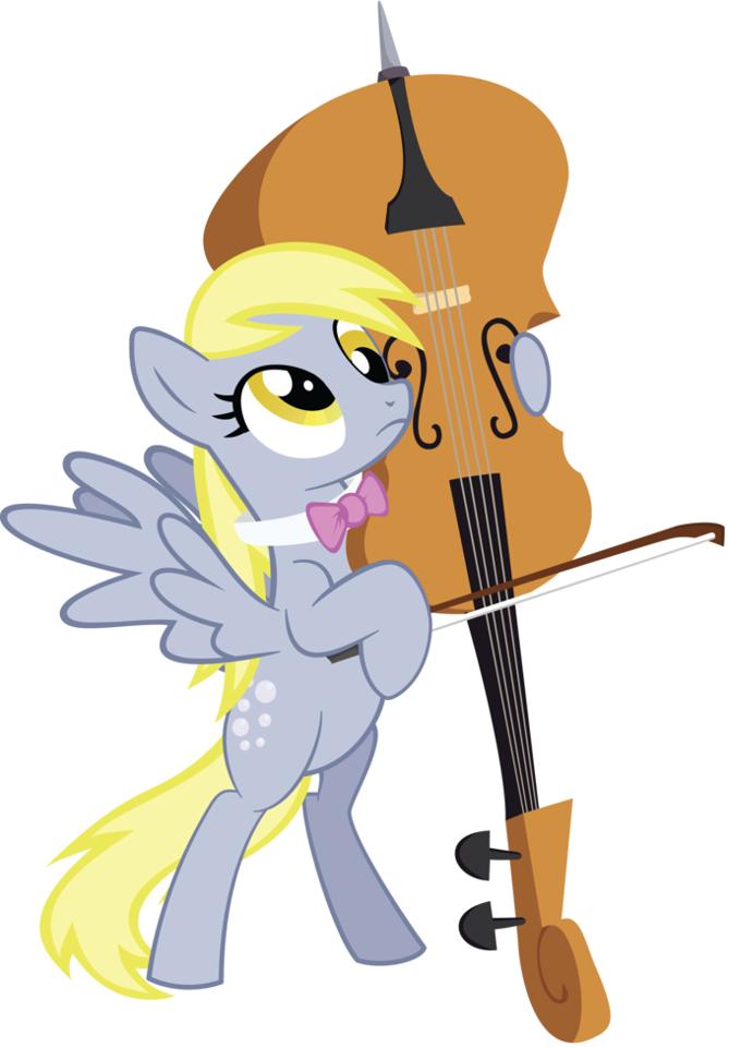 Cello Derpy