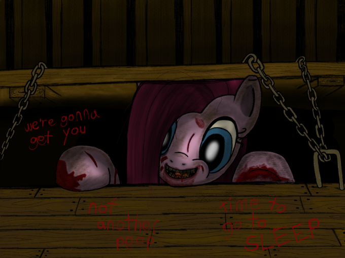 Pinkamena (Evil Dead)