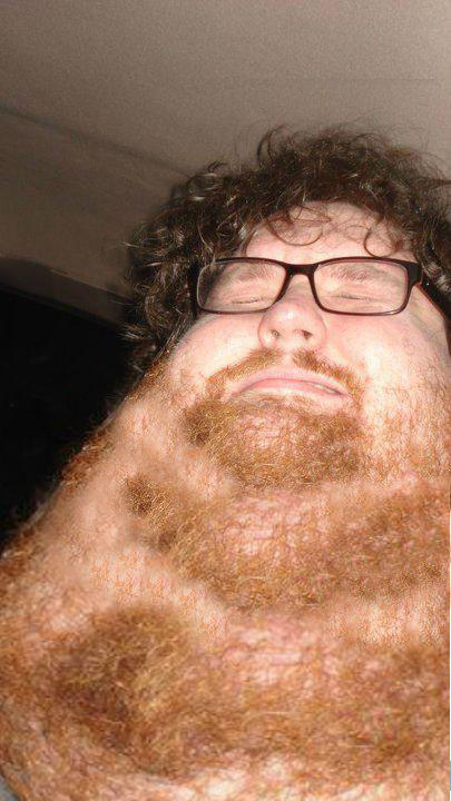 The Ultimate Neckbeard