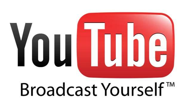 The original Youtube Broadcast Yourself logo