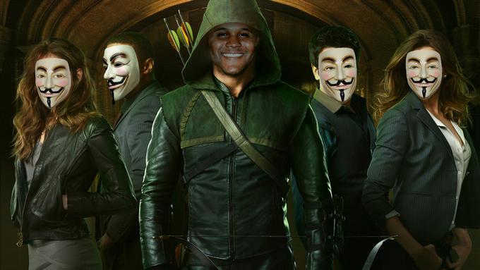 Anon Arrow Doner