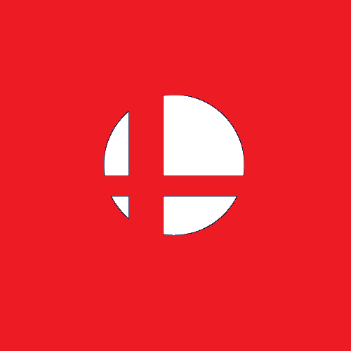 Super Smash Bros Logo | Red Equal Sign | Know Your Meme