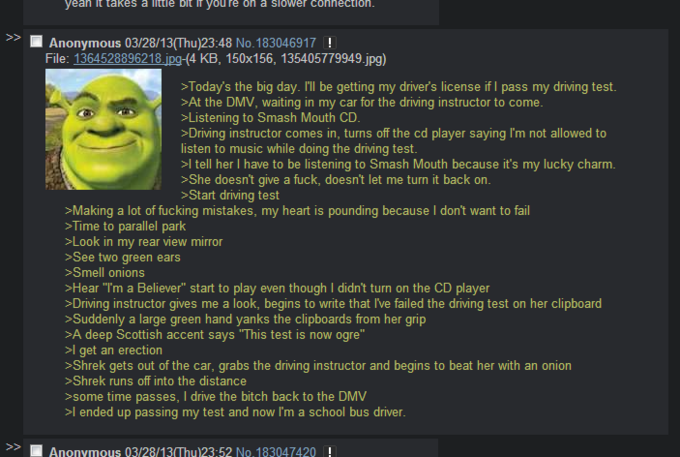 Its all ogre now...