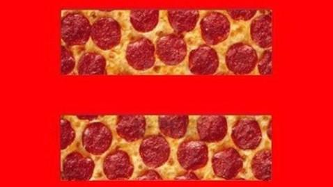 Pizza knows no boundaries!