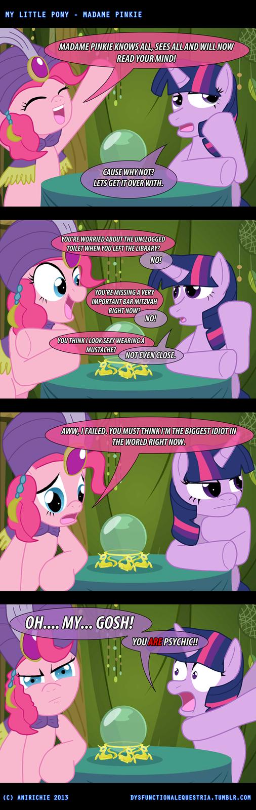 Madame Pinkie