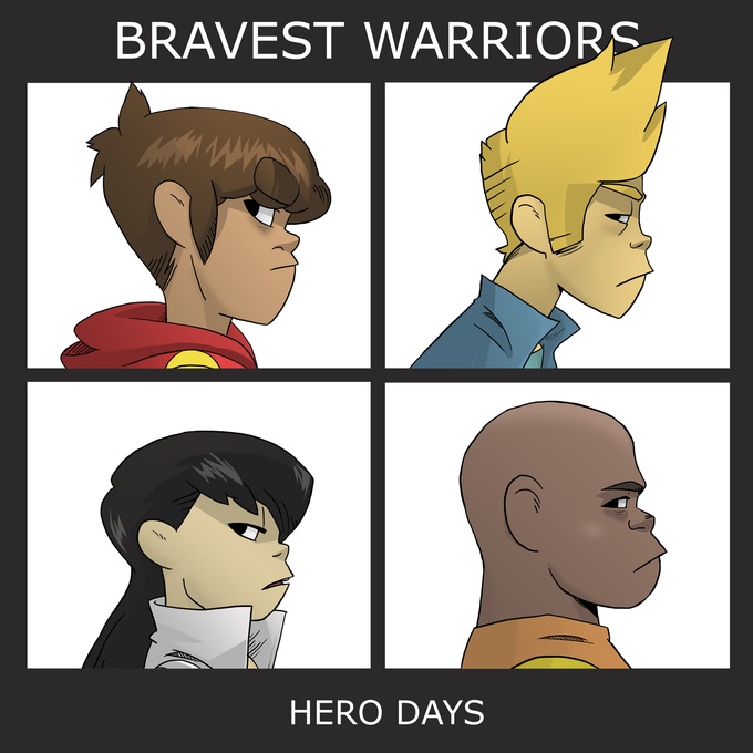 Bravest Warriors - Hero Days