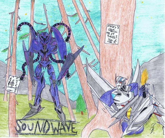 Soundwave Game