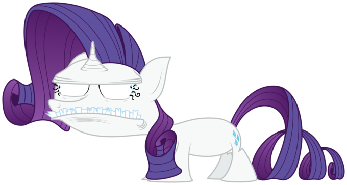 """""""aprils fool rarity"""" yeah i belive that is the title the artist gave this"""