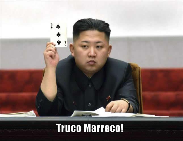 Kim Jong-un Truco!