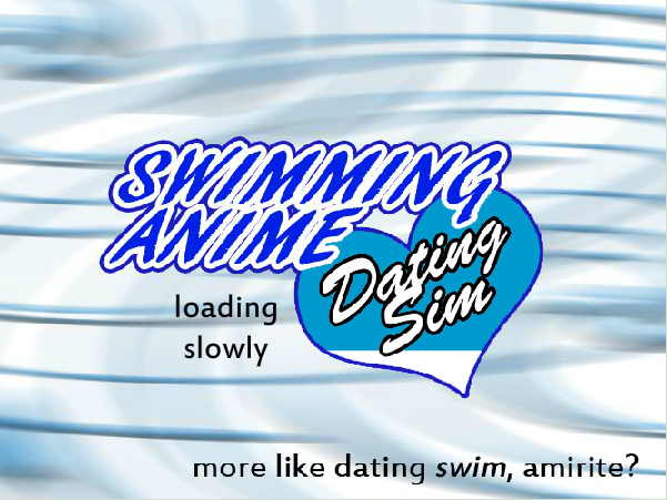 Swimming Anime Dating Swim