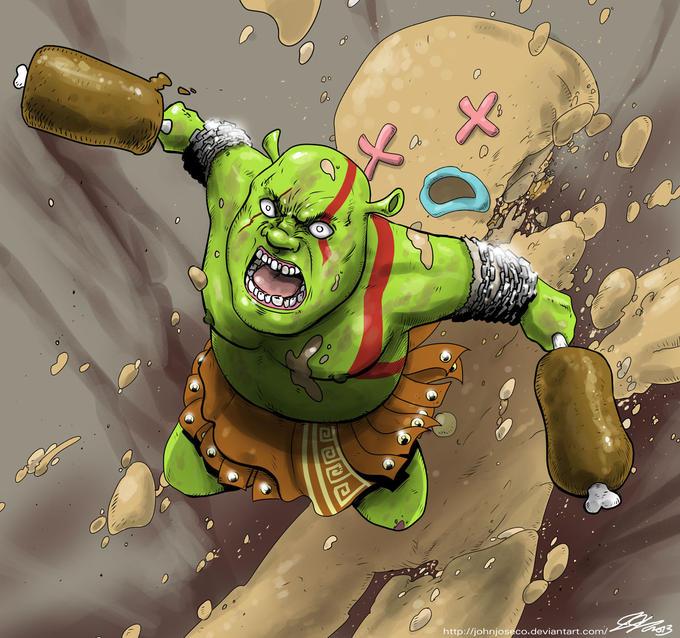 Ogre of War