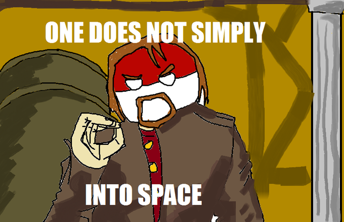 Poland Does Not Simply Into Space
