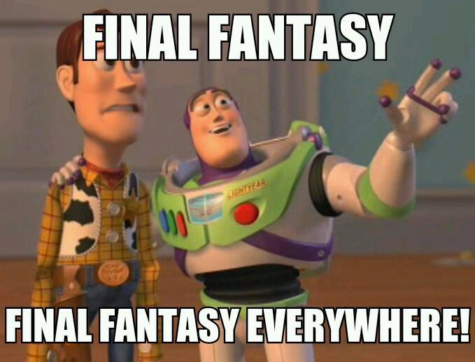 Final Fantasy Everywhere