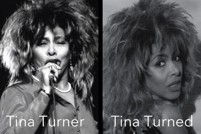 Tina Turner / Tina Turned