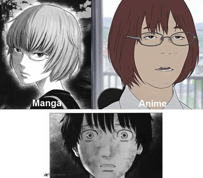 Aku No Hana: ARE YOU FUCKING SERIOUS