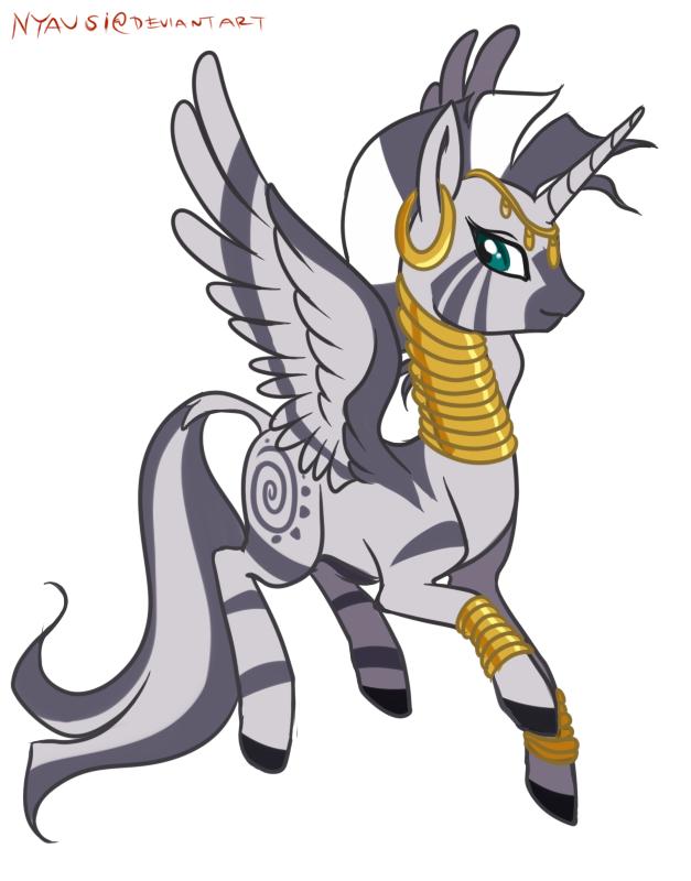 Princess Zecora?