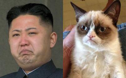 Grumpy Kim