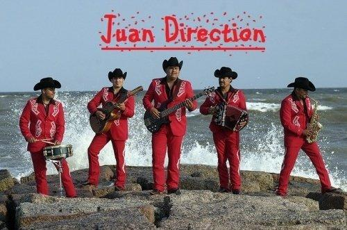 The Real Juan Direction