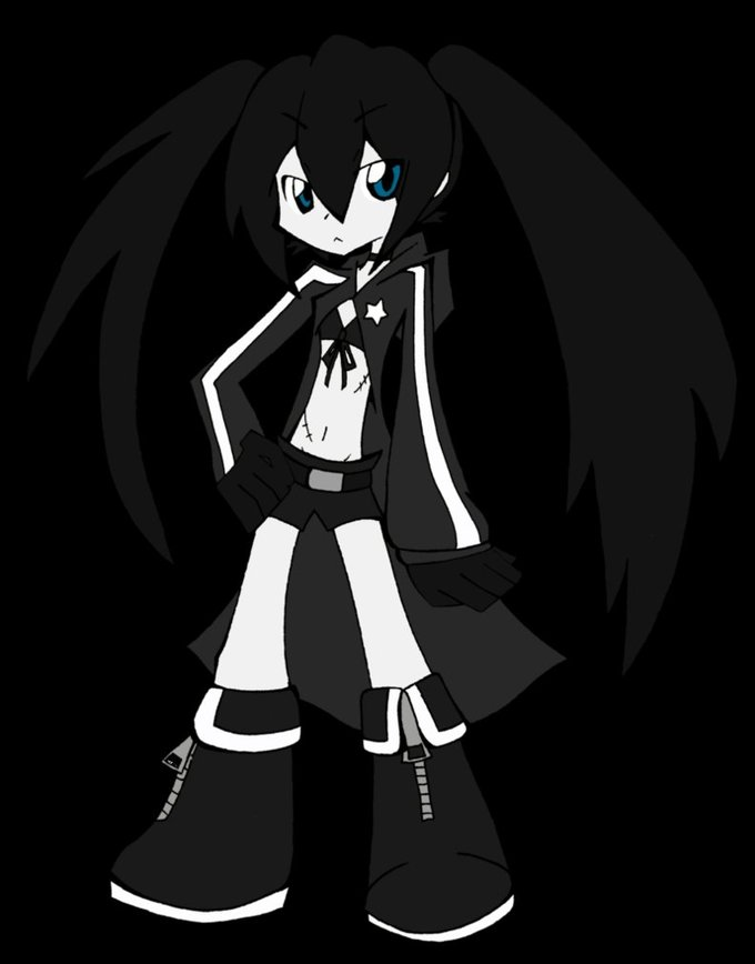 Black★Rock Shooter PSG