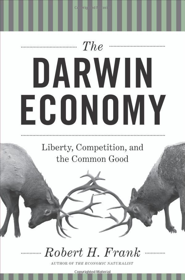The Darwin Economy, by Robert H. Frank