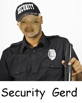 Security Gerd