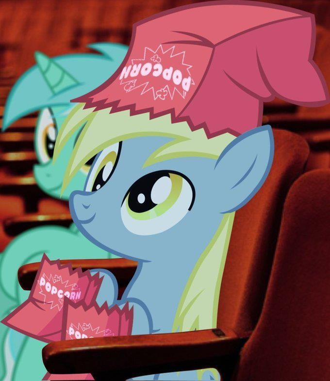 At The Theaters