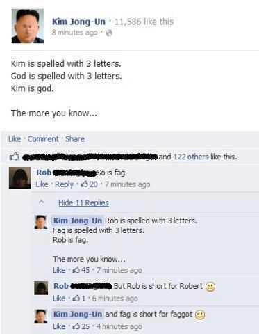 Kim is God