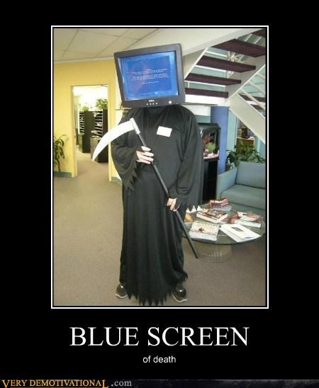 BSoD cosplay