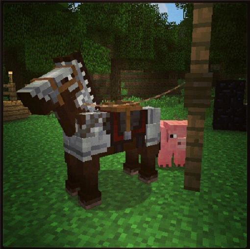 Horse Armor Minecraft Recipe horse armor | know your meme