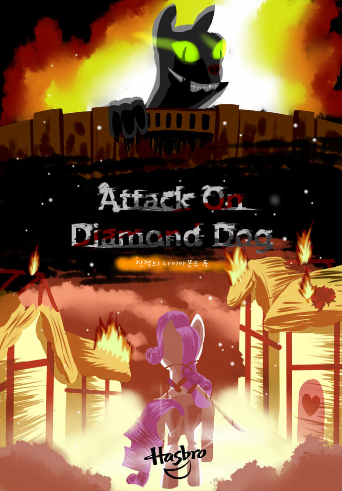 Attack On Diamond Dog