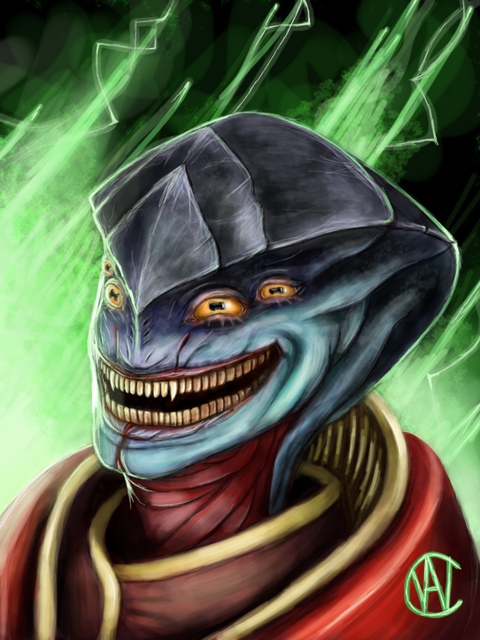 Javik the Trollean
