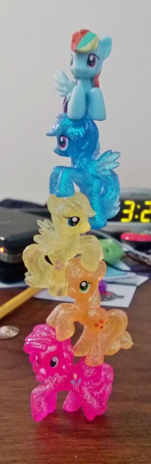 Pony Stack