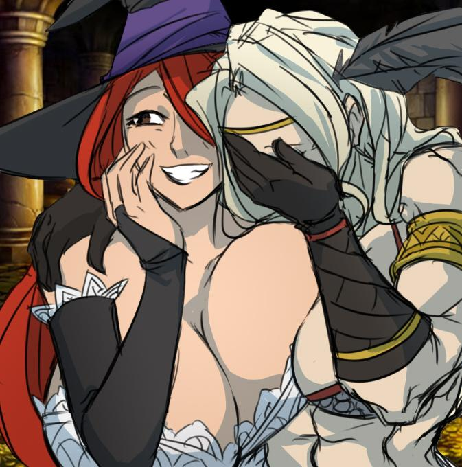 Dragon's Crown Girls