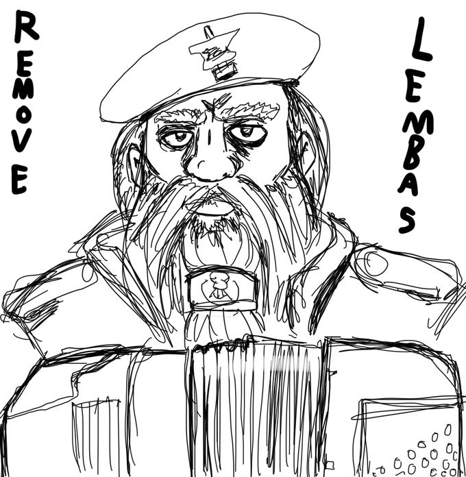 REMOVE LEMBAS
