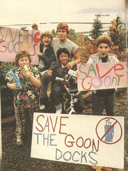 Save The Goon Docks