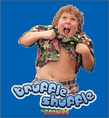 Chunk Truffle Shuffle Logo
