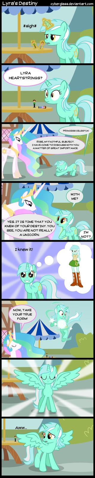 Lyra's Destiny