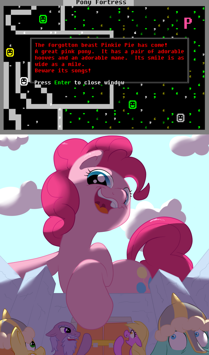 Pony Fortress